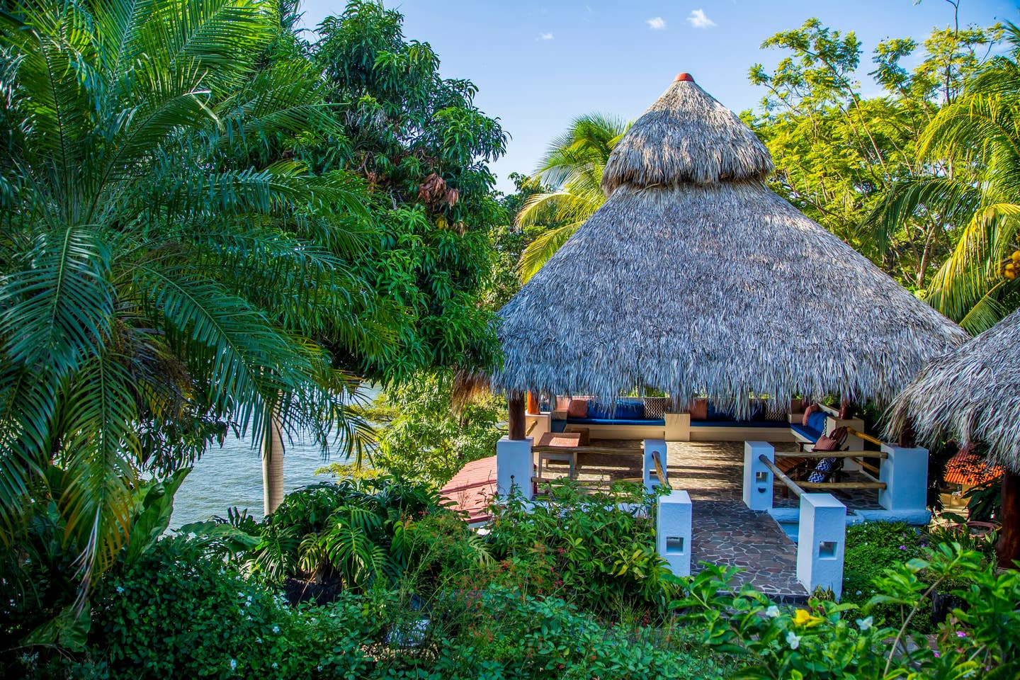 Lake Nicaragua private island for rent