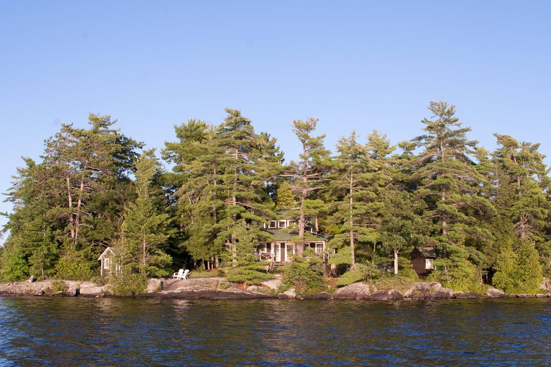 Lake Muskoka, Ontario, Canada