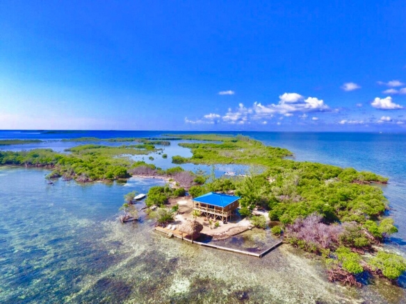 Belize Private Island, Lark Caye