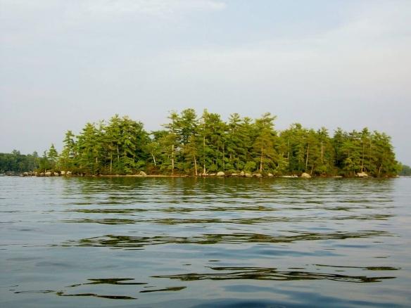 Little Whortlebury Island, New Hampshire