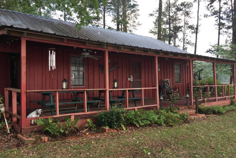 Logan Martin Lake, private island rental, Alabama