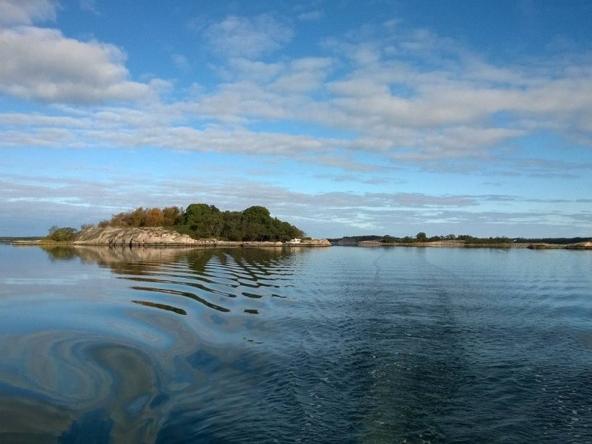 Lompsaluoto Island, Finland