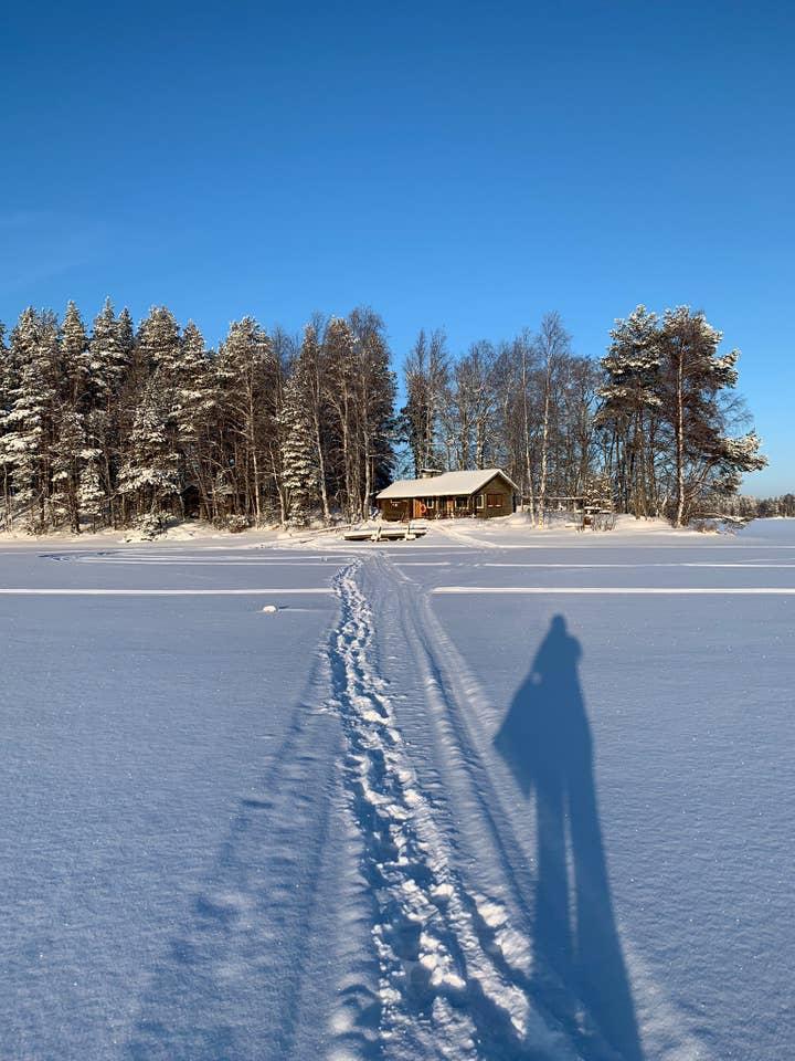 Finland private island rental