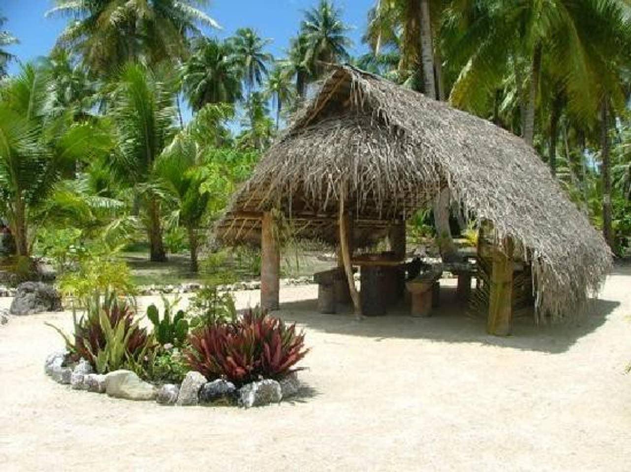 Motu Mahare, French Polynesia