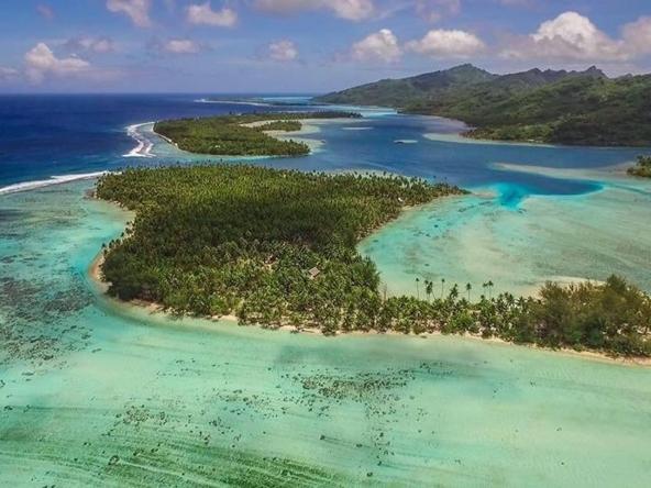 Tifaifai, Motu Mahare, French Polynesia