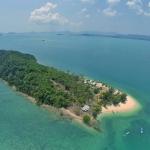 Thailand private island rental