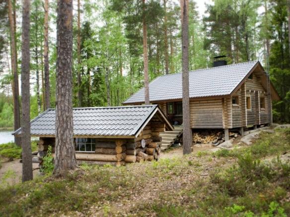 Niemijarvi Lake, Finland private island