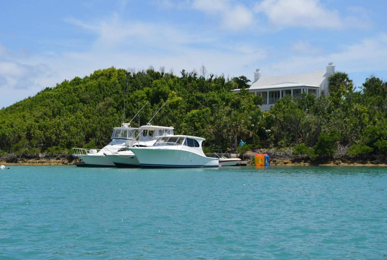 Bermuda private island for rent