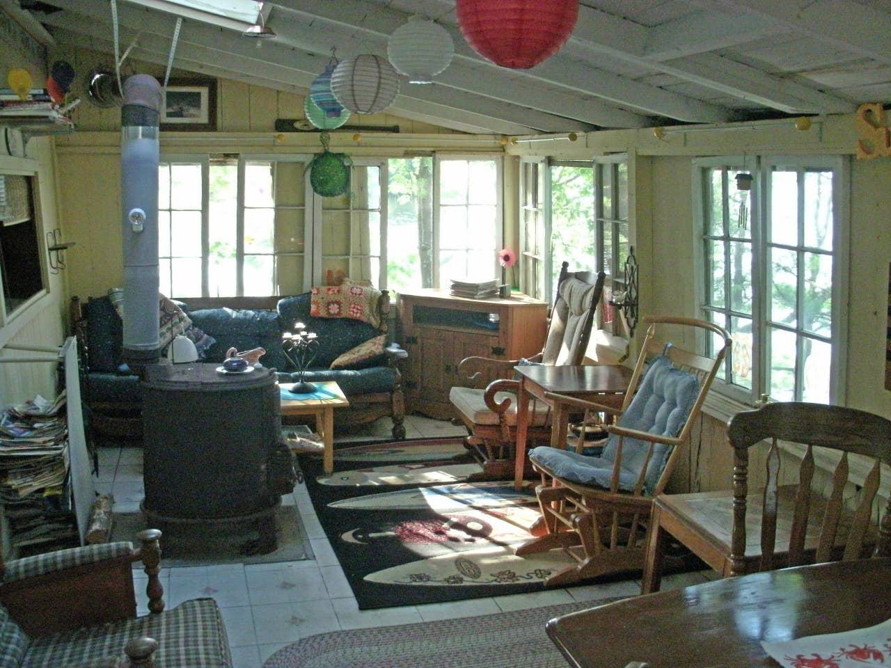 Cabin for rent, Rhode Island