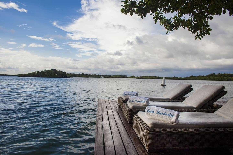 Private island, Rosario Islands, Cartagena Colombia
