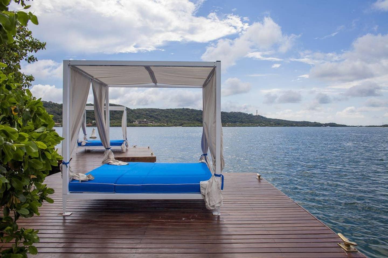 Isletas Rosario private island rentals