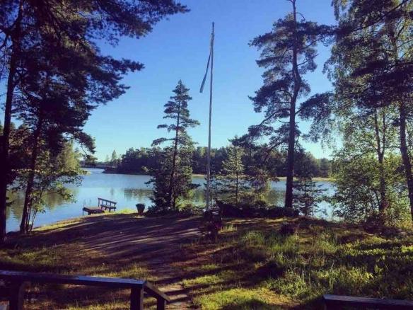 Raseborg private island rental, Finland