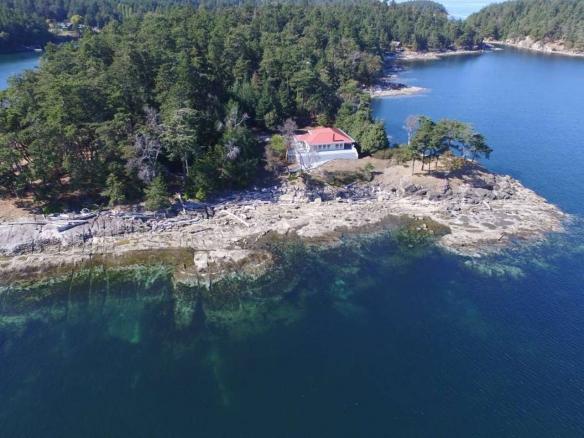 Sear Island, BC, Canada