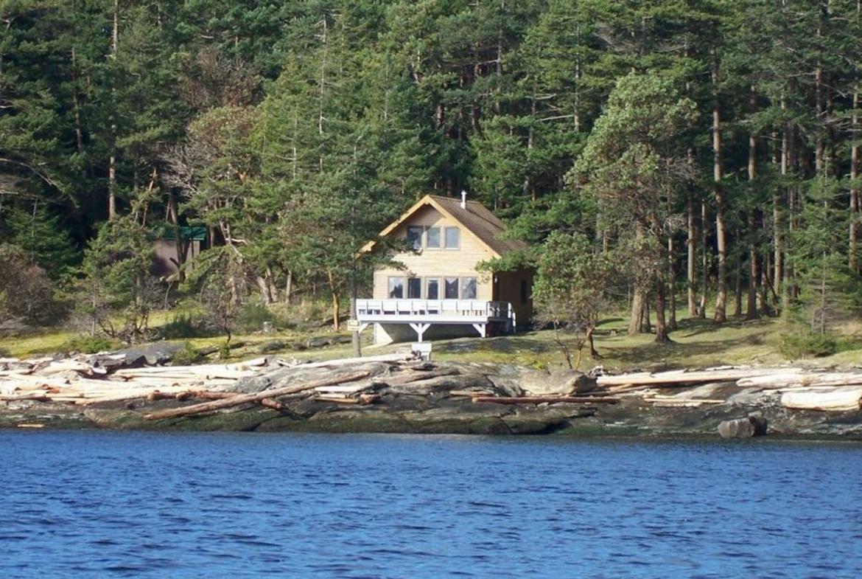 Sear Island, British Columbia