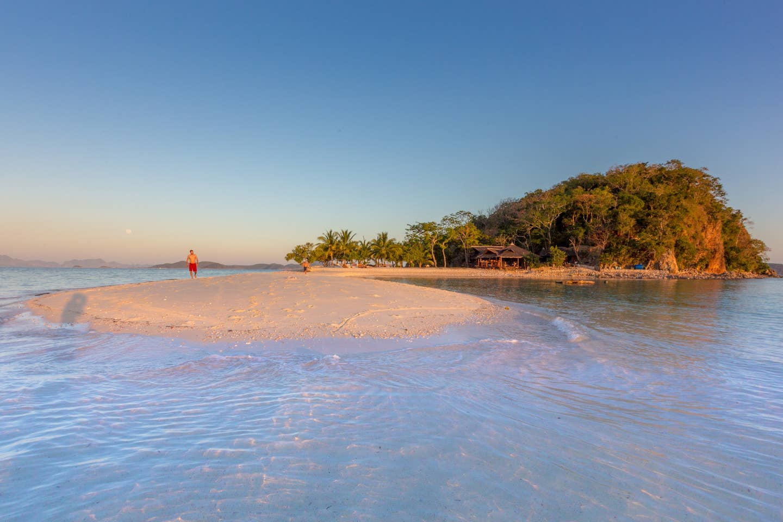 Bamboo Private Island, Philippines