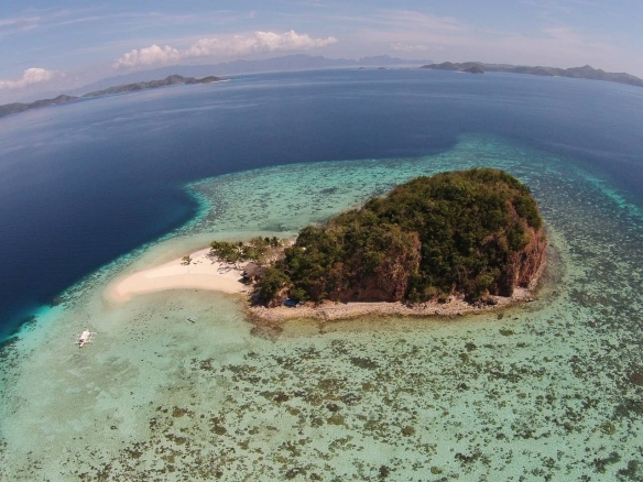 Small Bamboo Island, Philippines