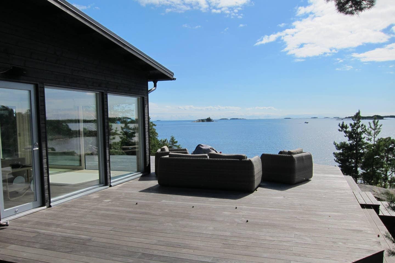 Stora Ragholmen, private island rental, Finland
