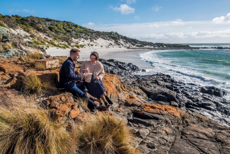 Swan Island, private island rental Australia