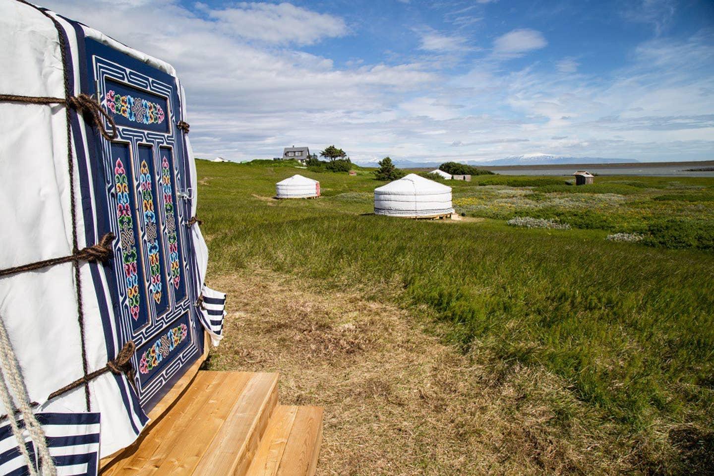 Icelandic private island rental