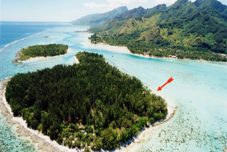 Motu Fareone, French Polynesia