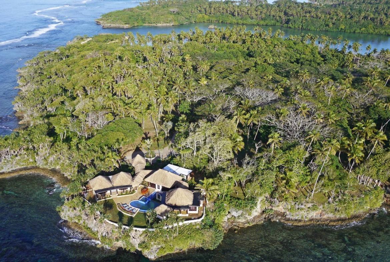 Wavi Island, Fiji
