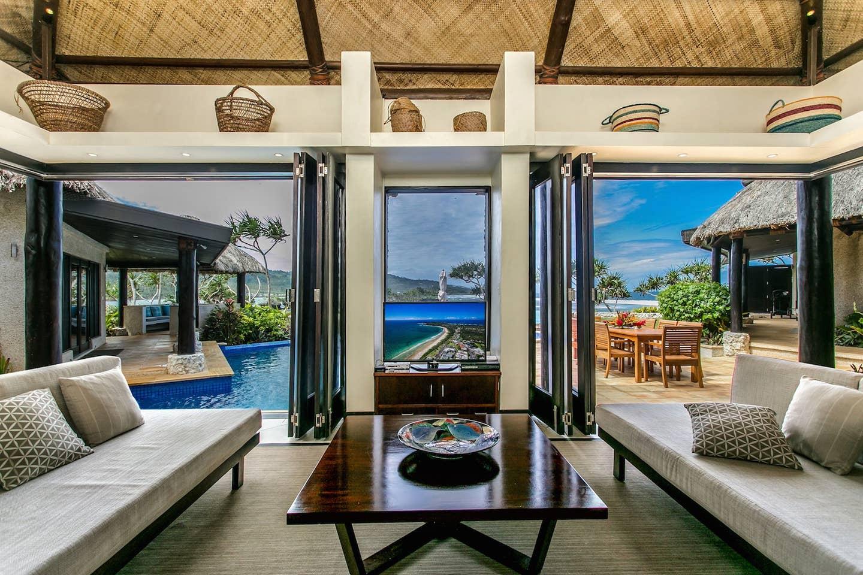 Wavi Island resort