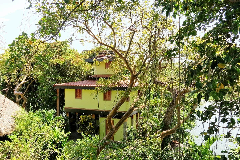 Nicaragua private island rental