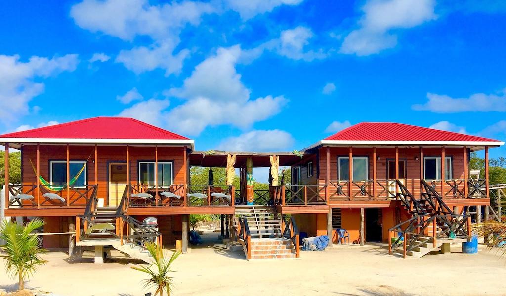 Cindiri Beach private island Belize