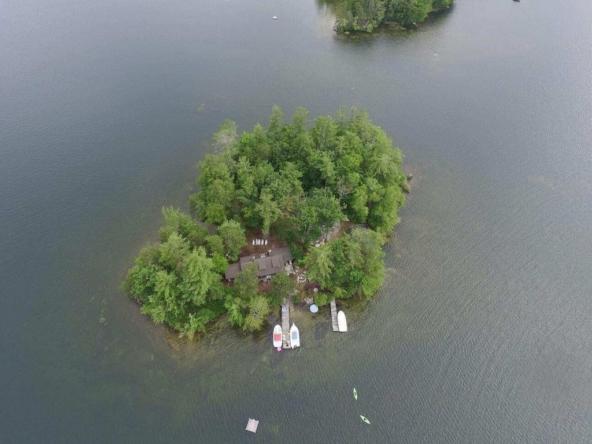 Pleasant Island New Hampshire